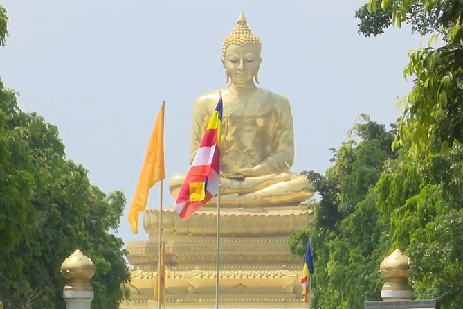 Ziarah Buddha 9 Nights 10 Days Trip by Private Car