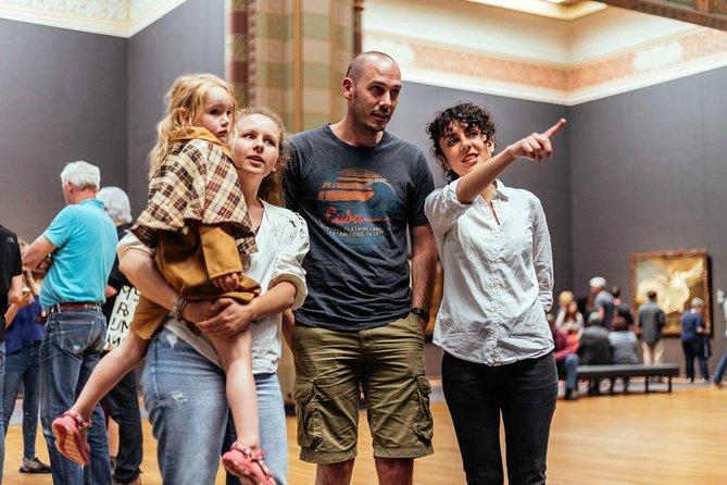 Private Family Fun Tour: Rijksmuseum Treasure Hunt
