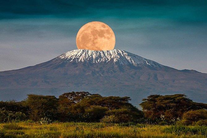5 days Marangu Route Kilimanjaro Trekking