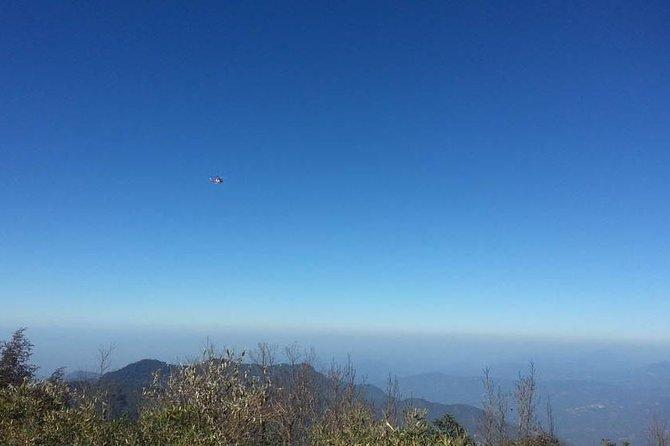 Mt Japfu Trekking