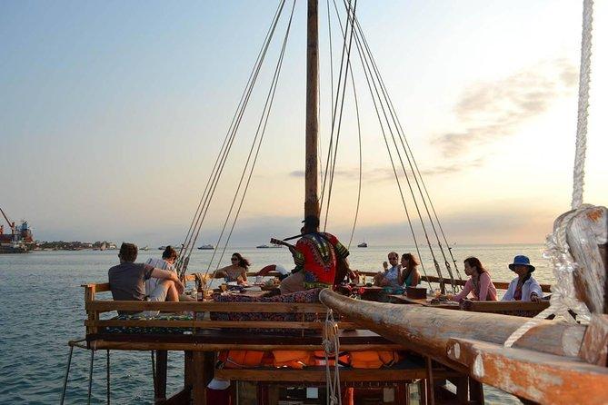 Sunset Cruise - Magic of Zanzibar Sunset