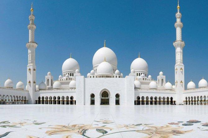 Abu Dhabi City Tour With Warner Bros From Dubai
