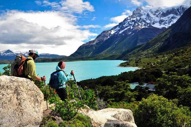 Guided Torres del Paine W Trek - 5 days