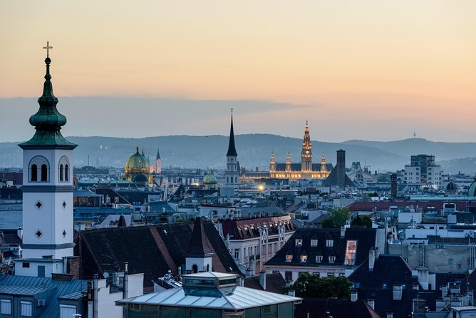 The Best of Vienna - Private Walking Tour - 4 hours with English-speaking guide