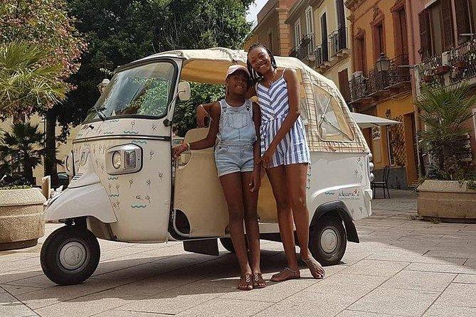 Apelisetta tuk tuk: Cagliari tour