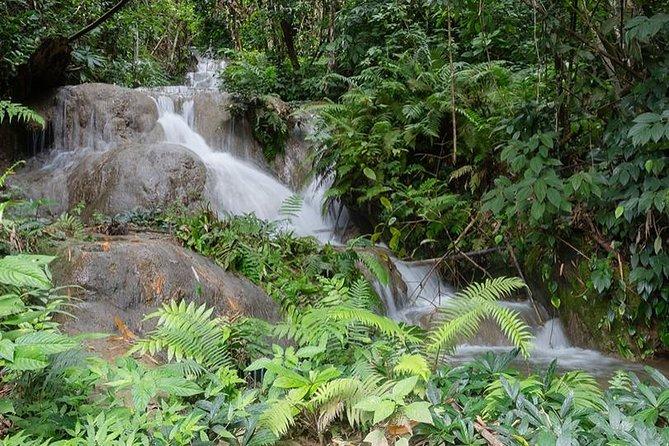 1 day Nong Khiaw - 100 waterfalls adventure trail