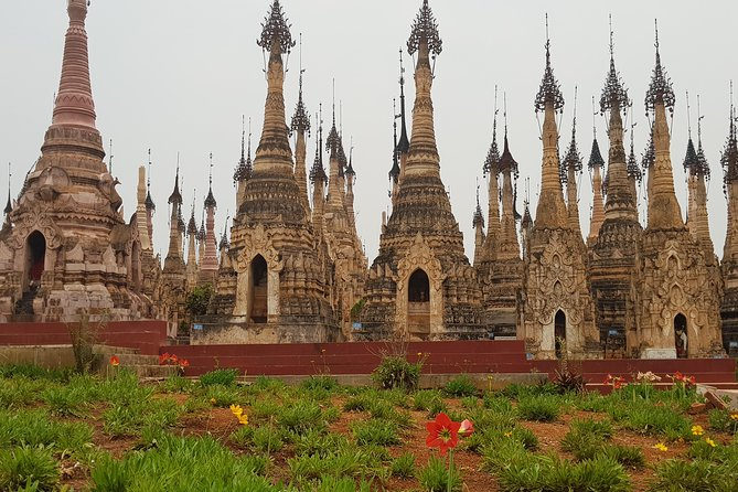 Kakku Day Tour with Myanmar Set Lunch