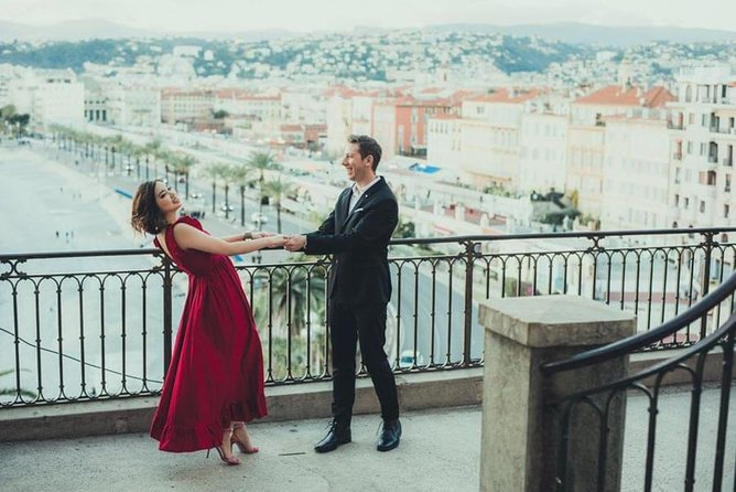 Private Photo Session with a Local Photographer in Monaco