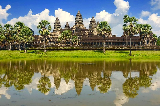 1 Day City Tour + Countryside Tour in Siem Reap