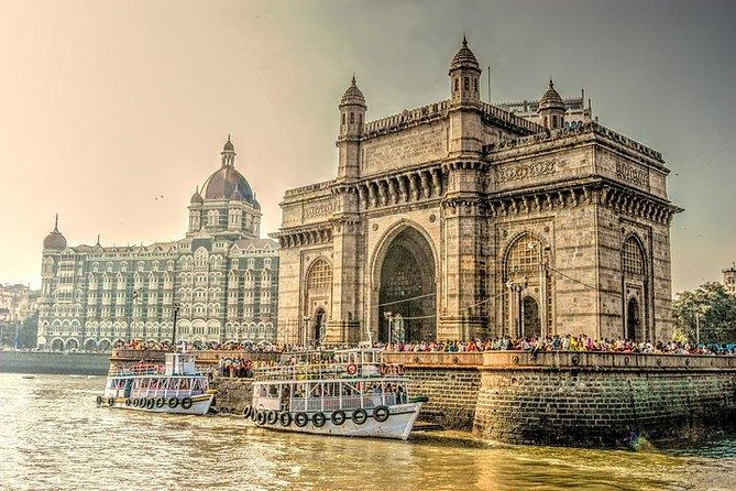 Full Day Tour of Mumbai - Shore Excursion from Mumbai