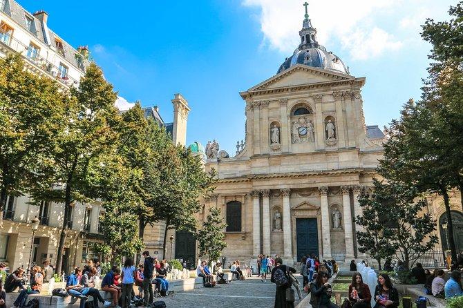 Secrets of the Latin Quarter with Pantheon Dome Climb
