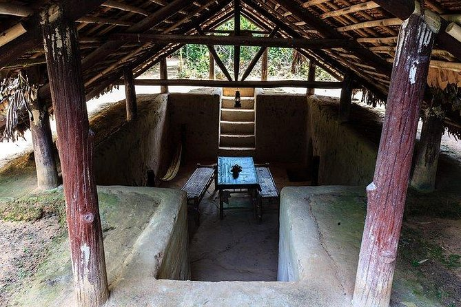 Historical Cu Chi Tunnel Tour - Shore Excursion from Ho Chi Minh