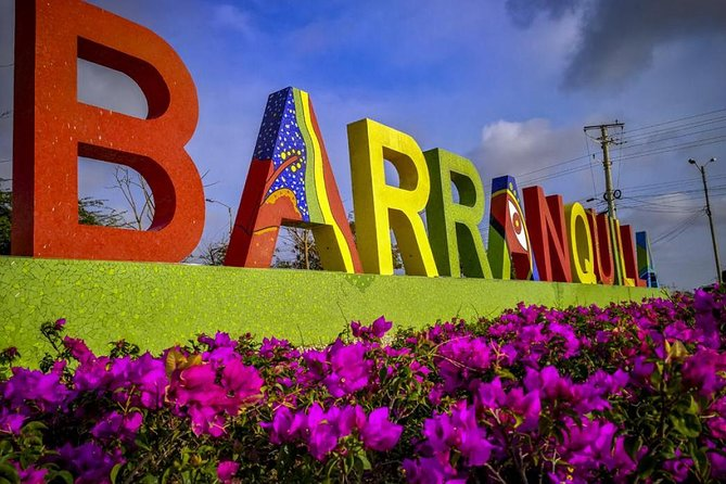 Transportation for BARRANQUILLA shopping and sites of interest, Private