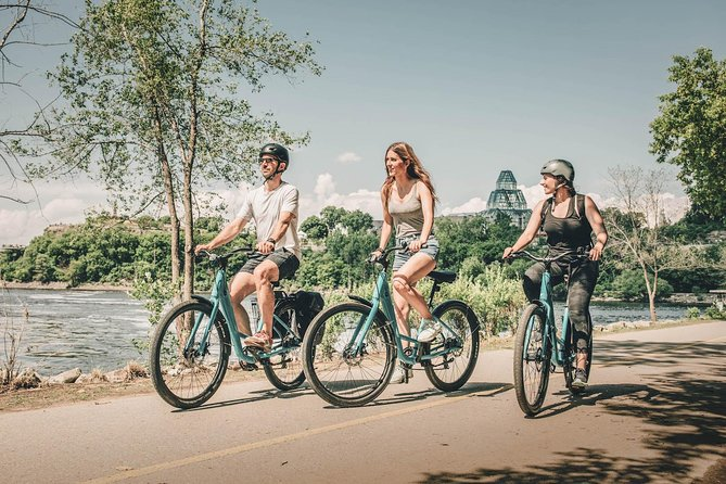 Excursão de bicicleta em Ottawa: The Essentials