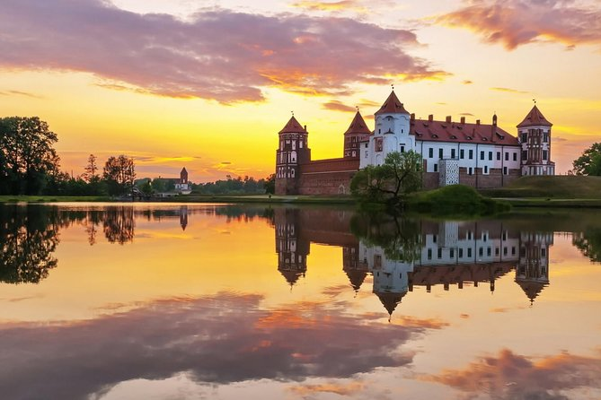 Mir castle private tour from Minsk