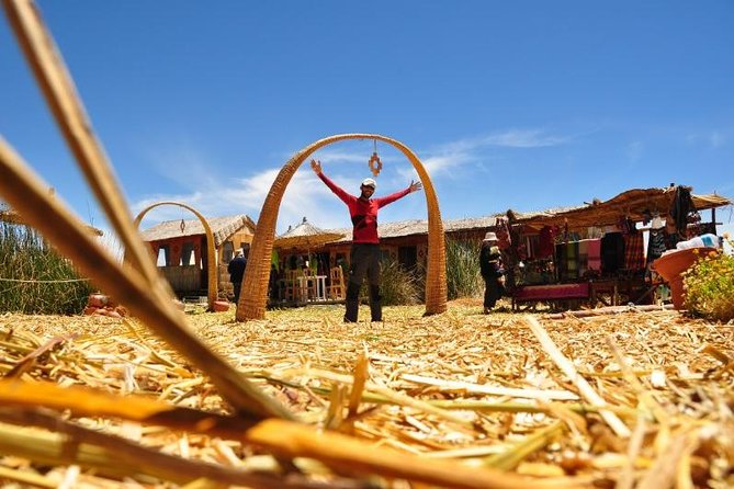 Uros Kayaking and Taquile Island Day Tour photo 7