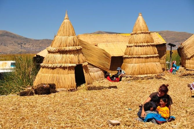Uros Kayaking and Taquile Island Day Tour photo 3