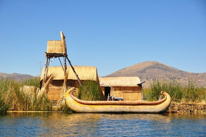 Uros Kayaking and Taquile Island Day Tour photo 10