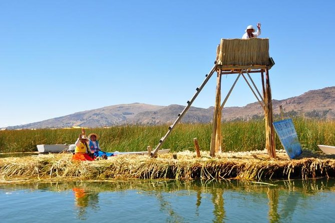 Uros Kayaking and Taquile Island Day Tour photo 11
