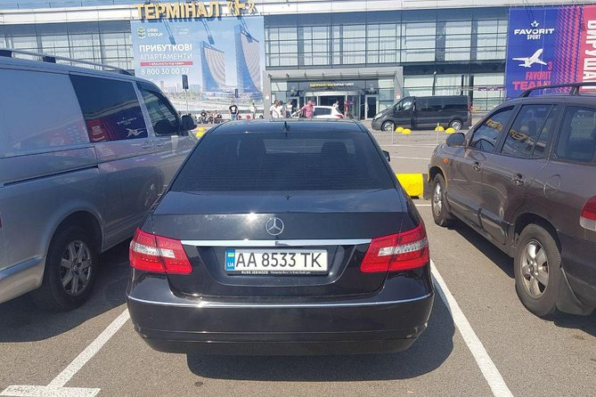 Private Arrival Airport Transfer from Kyiv Boryspil Airport