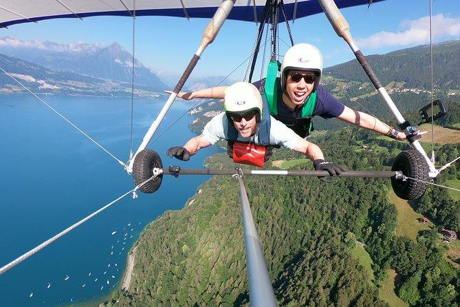 Tandem Hanggliding Flights
