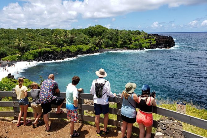 Maui Tour : Road to Hana Tour from Lahaina