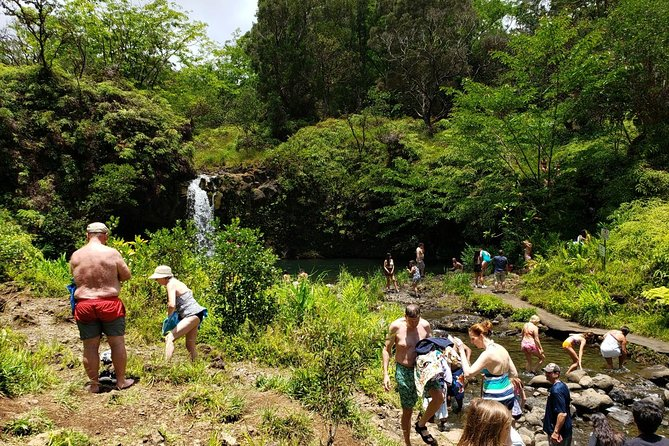 Full Day Road to Hana Adventure Tour with Pickup