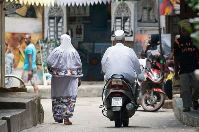 Zanzibar Full Day experience