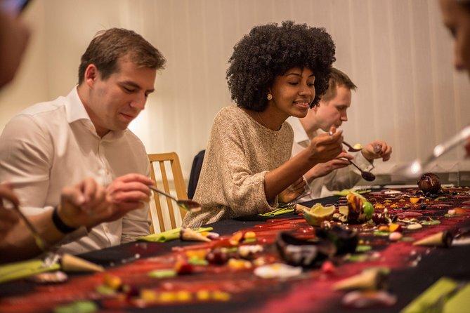 Savor 10 Course Dinner in Chef's Kitchen
