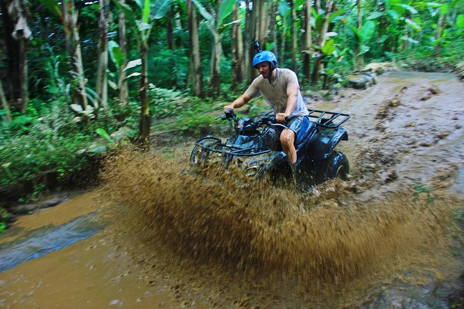 ATV Single Ride