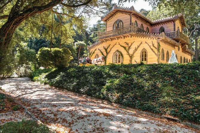 Full-Day Sintra and Cascais Tour