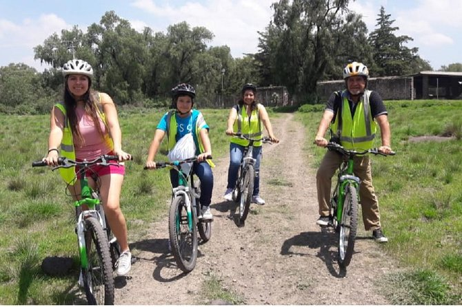 Teotihuacan by Bicycle