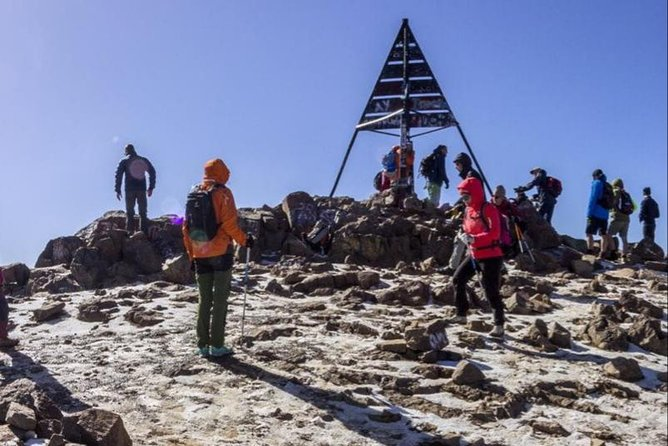 From Marrakech to Imlil Mount Toubkal A Challenging 2-Days- Private Trek