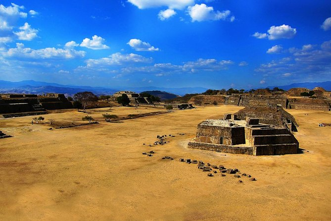 Ecological Art and Monte Alban