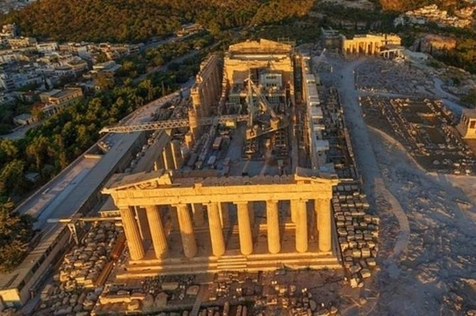 Athens smal group city tour