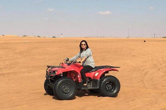 Desert Safari Dubai with ATV Quad Bike