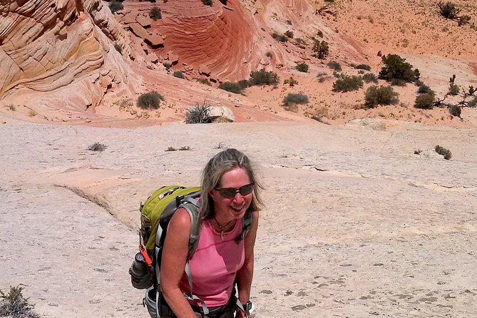 Hiking Kanab Visit and Photograph the famous White Pockets in Vermilion Cliffs photo 2