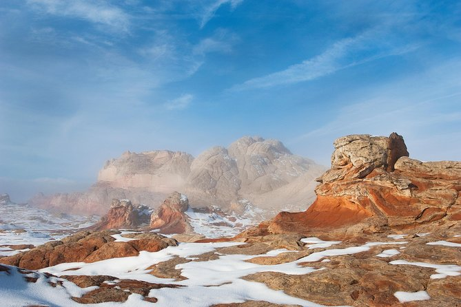 Hiking Kanab Visit and Photograph the famous White Pockets in Vermilion Cliffs photo 53