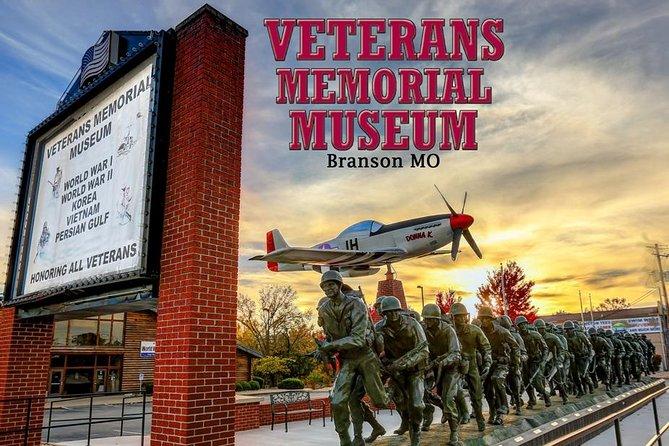 Branson Veterans Memorial Museum Admission