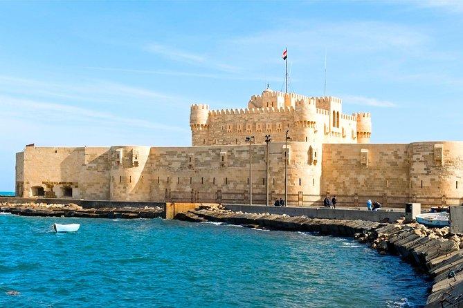 Alexandria private excursion tour from Cairo