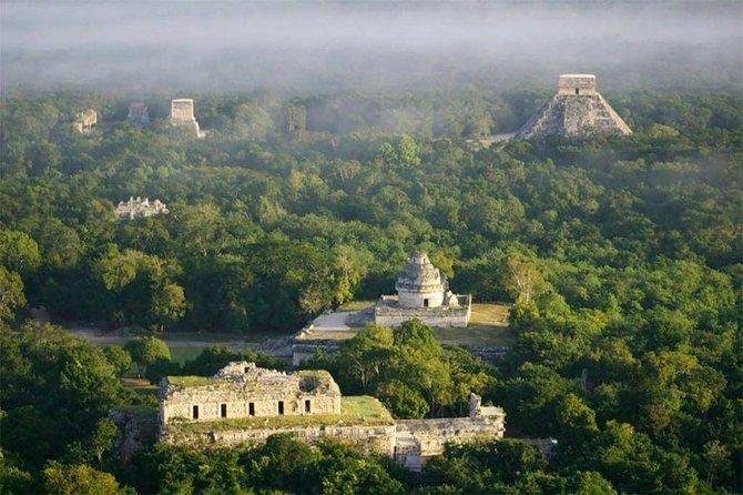 Chichen Itza - Popcorn Cenote - Ek Balam