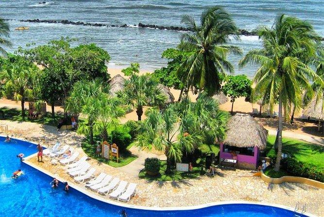 Transportation to Royal Decameron Salinitas El Salvador