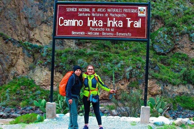Packages Inca Trail Classic 4 days / 3 Machu Picchu