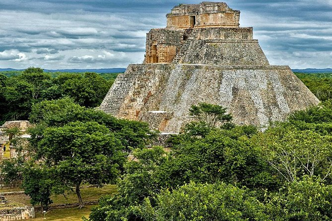 Merida Uxmal and Cacao Plantation Day Trip from Cancun and Riviera Maya photo 7
