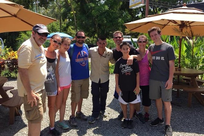 Manuel Antonio Group Guided Tour Experience