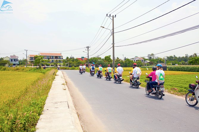 """Countryside Discovery With Motorcycle - """"Xe Ôm"""" - Hoi An Half Day Private Tour"""