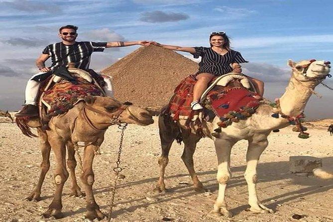 Private Tour to Giza Pyramids and Nile River tour