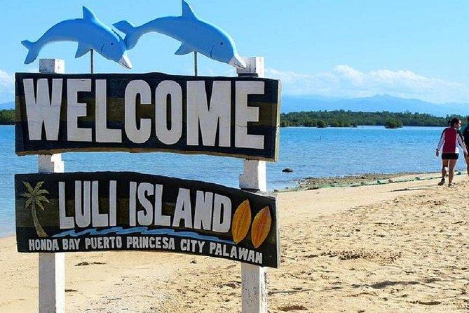 Honda Bay Island Hopping Tour From Puerto Princesa (private)