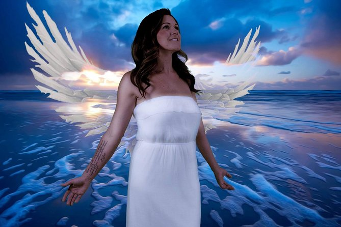 Angelic Imaginal Wings Session in Sedona Arizona: Find your inner angel!