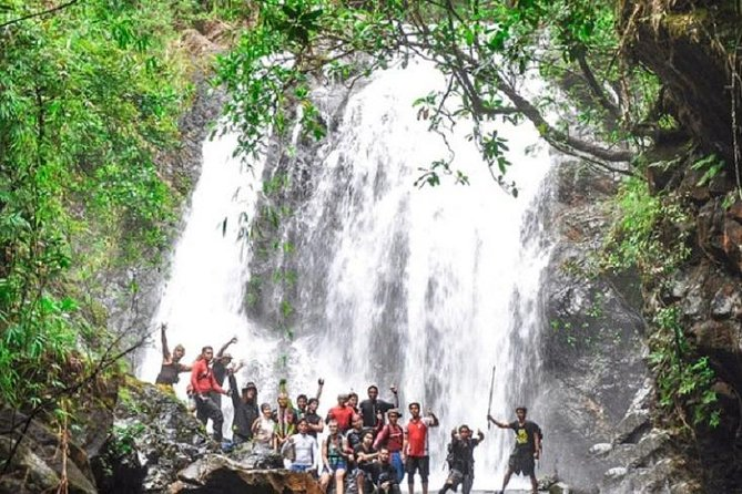 Estrella Falls Excursion From Puerto Princesa